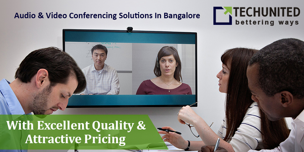 Audio Video Conferencing Solution in Bangalore